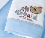Little Train | LaL 08 | Bath Towel 70x140