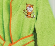 Zoo Animals | LaZ 10 Tiger | Bathrobe